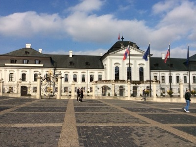 Bratislava - Baroque burgher's home