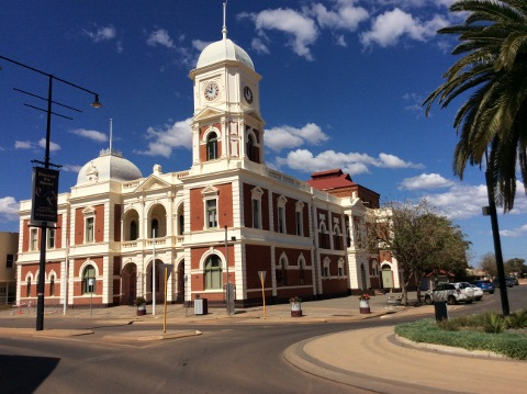 Kalgoorlie August 2016