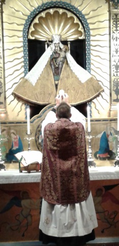 Walsingham Solemn Mass Feb2016