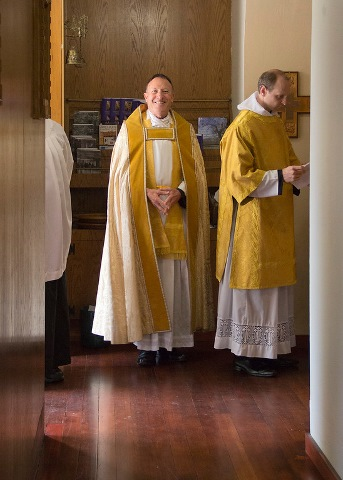 Presentation of our Lord at All Saints' and 37th anniversary of my ordination-FEB 5, 2017