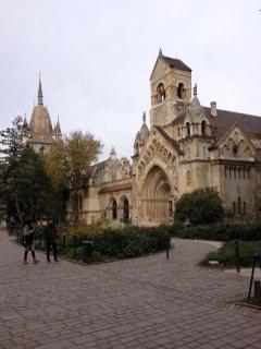 Vajdahunyad-Castle Pest