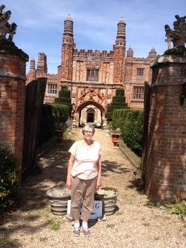 visited East Barsham Manor 2 miles from Walsingham-July2017