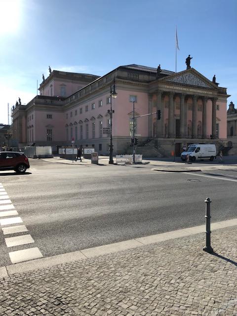 Berlin Opera, March 2018