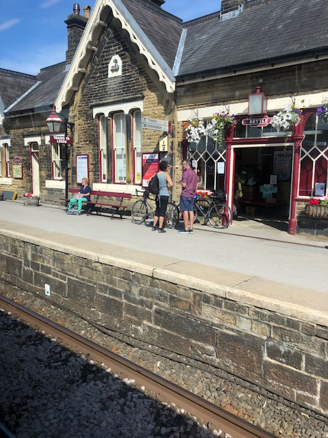 Along the Settle Carlisle railway 25july2018