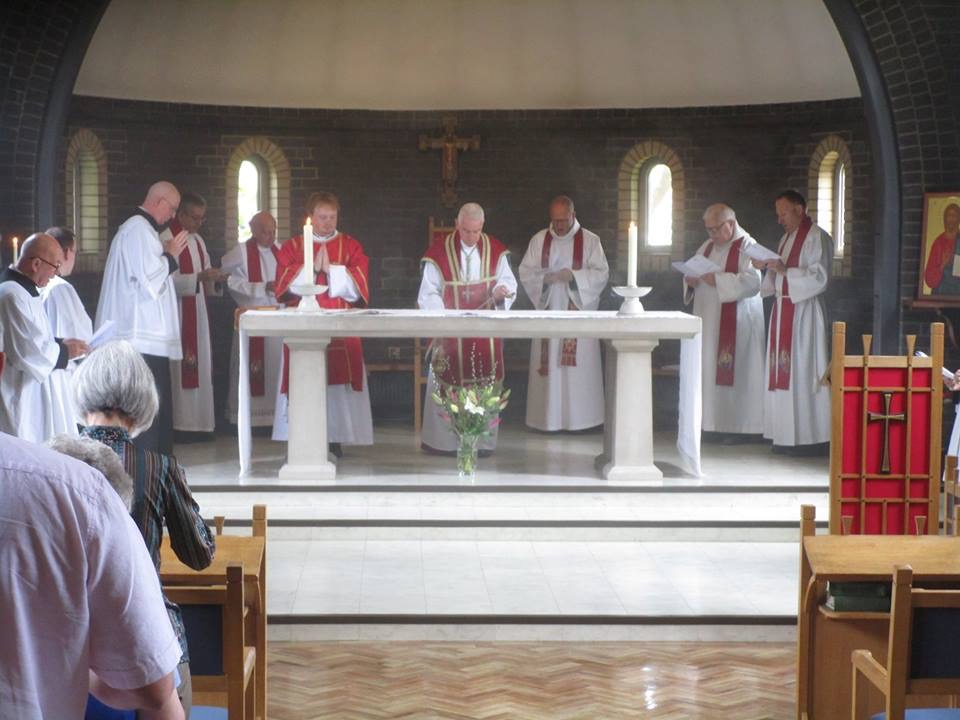 Thursday, in Walsingham 19july2018