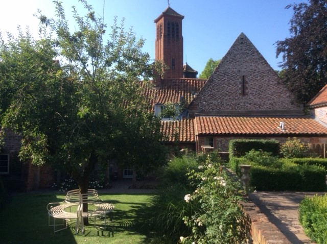 Sunday, in Walsingham 22july2018