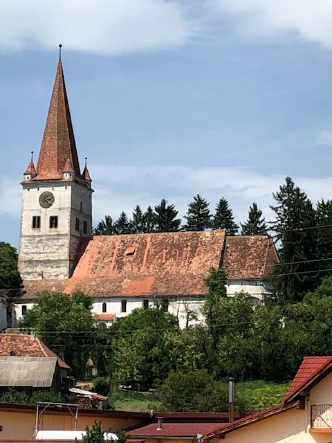Brancoveanu monastery Sighisoara, Transylvania
