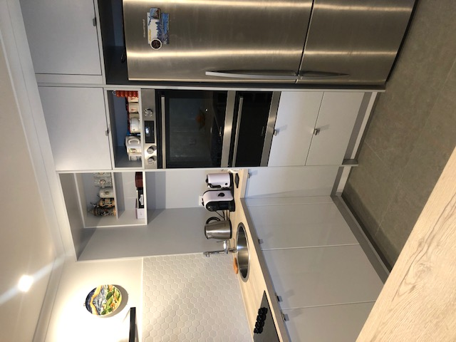 New Kitchen is complete