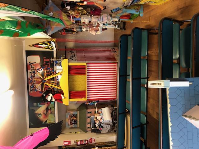 Julie's Puppet shop in Kaniva June-2020