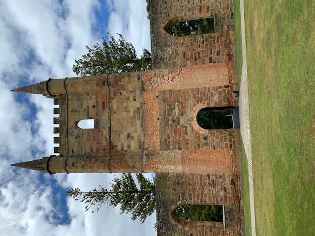 famous convict colony in Port Arthur December 9th, 2020