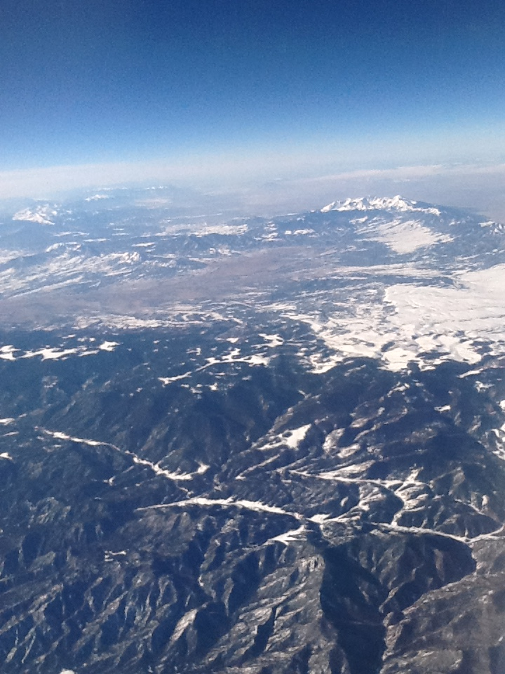 Atlanta to San Francisco 8MAR2015