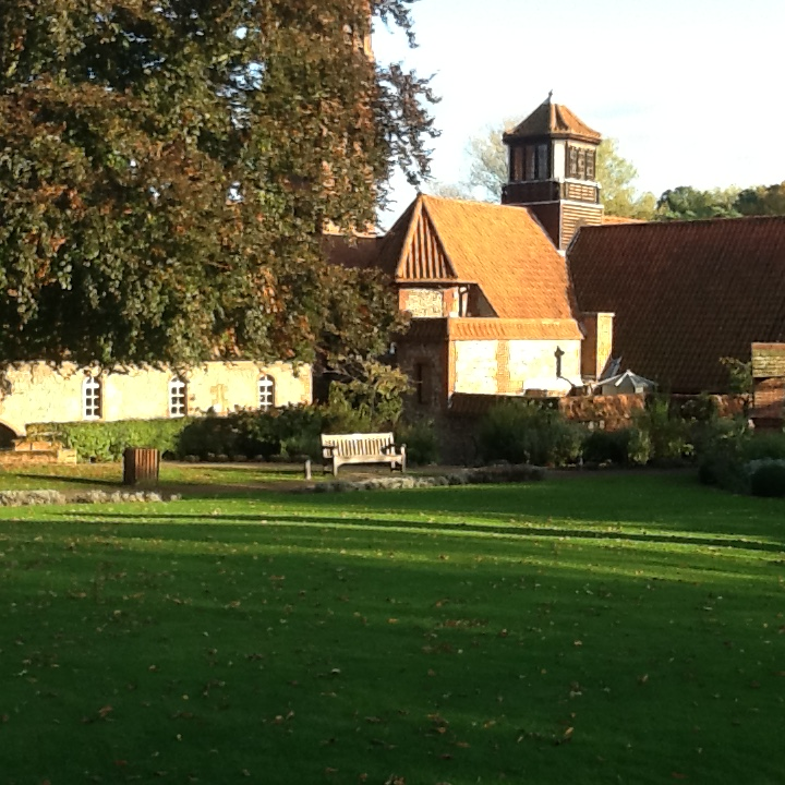 Walsingham sun came out Oct2015