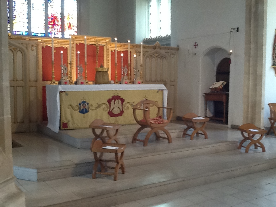 Holy Week 2015 in Walsingham